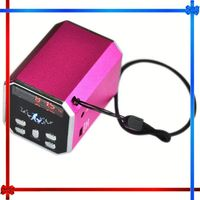 GIFT264 jamo mini speaker with LED display screen