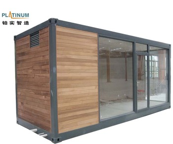 New Brand 20ft and 40ft Modern Container House in China