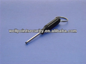 Releaser Security Tag Detacher black , reusable for optical tag