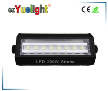 hot strobe light 200W white LED high brightness strobe lights photography