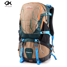 600D Classical waterproof travel backpack outdoor hiking backpacks