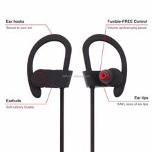 Shenzhen factory waterproof, active noise cancelling earphones and long distance/standby time wireless bt headphones wholesale