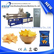 Automatic Doritos Chips/Snacks making Machine in china