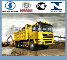 buying shaanxi shacman 18m3 6x4 dump trucks