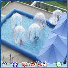 HI new cheap promotion spinning water ball | inflatable water ball
