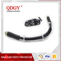 dot SAE J1401 fmvss106 hydraulic rubber hose approved car OEM