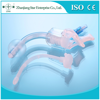2016 High quality Tracheostomy Tube Cuffed