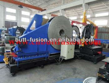 RGH1200 Polythylene Pipe Workshop Angle Fitting Butt Fusion Welding Machine