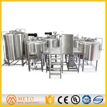 500L brewery equipment/machine making beer/fermentation tanks