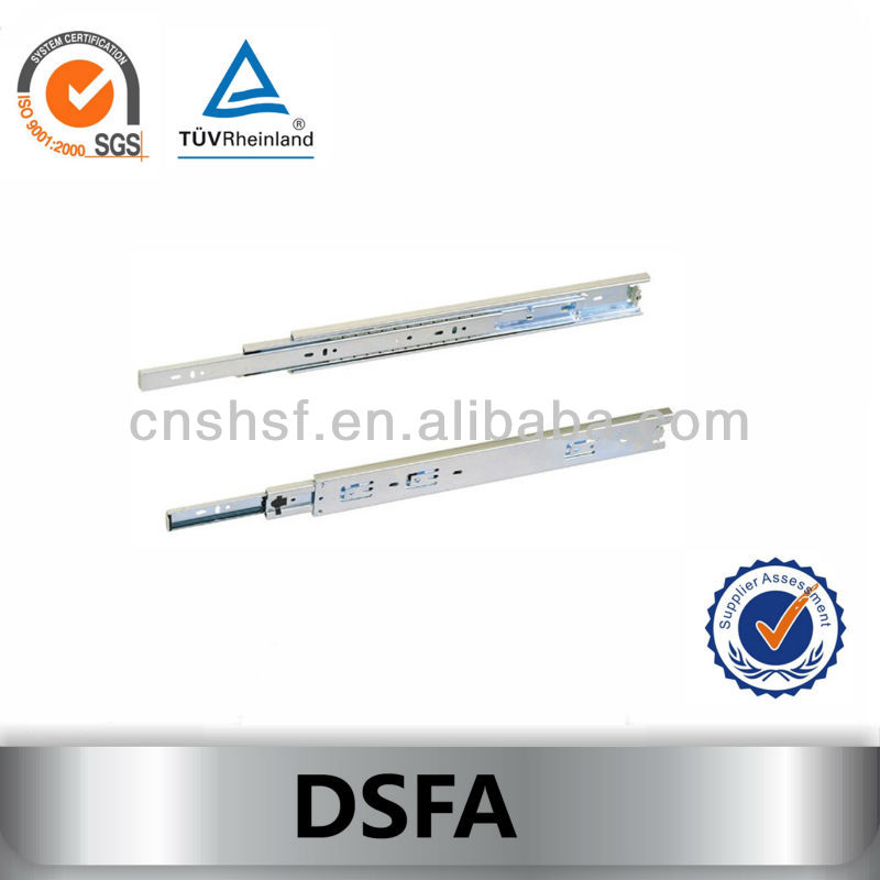 telescopic channel drawer slide DSFA