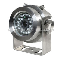 100% Factory 700TVL CCD Explosion Proof 304 Stainless Steel Camera for Tanker Monitoring,Gas Truck Reverse Monitoring