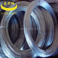 Galvanized Banding Wire