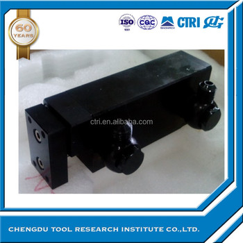 hydraulic cylinder oil slide