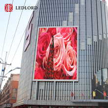 Cheap Price Custom Giant dip outdoor led display billboard