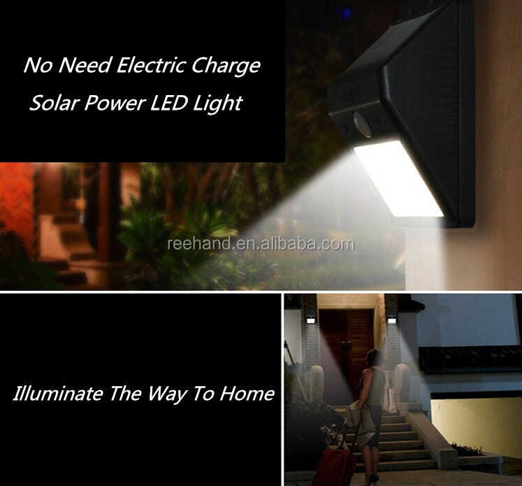 How To Fit Led Wall Lights : Ip65 Waterproof Wall Light Solar Garden Light Led Light - Buy Wall Light,Solar Garden Light,Led ...