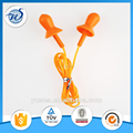 wholesale silicone swimming ear plug with cord