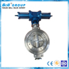 Carbon Steel DN1000 Eccentric Hydraulic Butterfly Valve