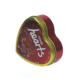 New Customer Discount Wholesale Heart Shaped Wedding Candy Sugar Chocolate Tin Box