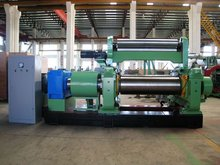 rubber open mixing mill/rubber compound two roll xk-710