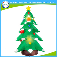 Newest Inflatable Christmas Tree for indoor and outdoor decoration