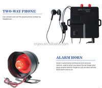 Better than Xexun tk103-2,vehicle gps device with two way communication