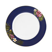 Eco- Friendly dining ceramics on-glazed personalized porcelain custom dinner <strong>plate</strong>