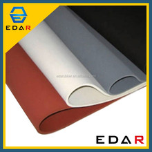 non-slip 6mm Thickness Smooth Surface Sbr Rubber Sheet
