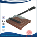 C series paper cutter of wooden base