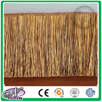 Cheap waterproof anti-corrosion thatch composite roof tiles
