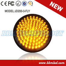 waterproof led flashing light orange for warning