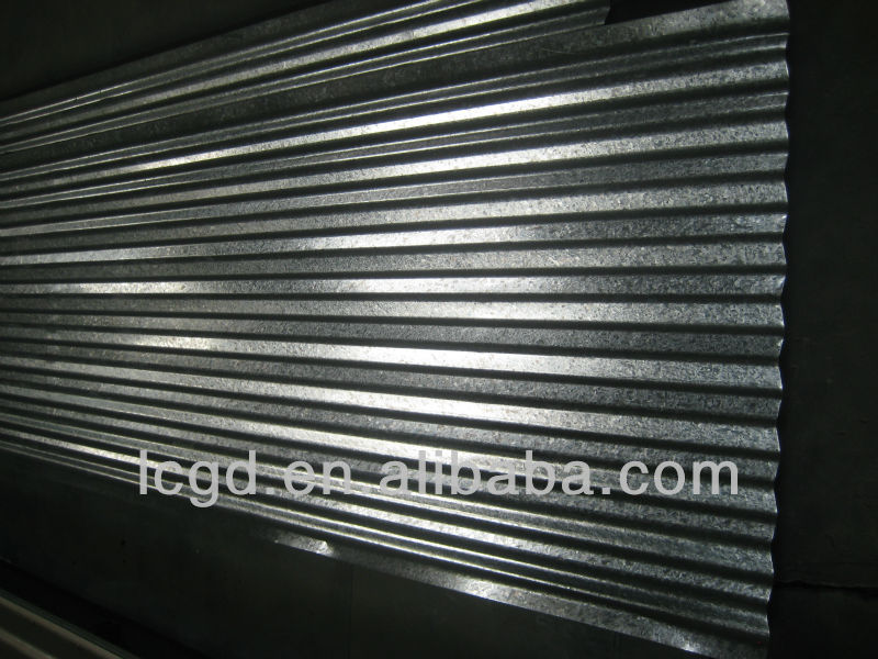 toles zinc aluminium galvanized corrugated steel sheet metal bending roof sheets