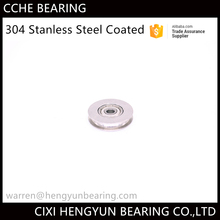high quality motorcycle wheel bearing sizes 304 Stainless Steel Bearing