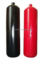 Fire extinguisher co2 cylinder high quality fire safety cylinder body