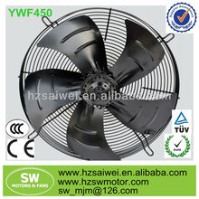 YWF4D-450 Axial Fans with External Rotor Motors Axial Flow Fans