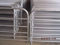 heavy duty prefabricated fences /livestock farm fence / horse corral yard from China