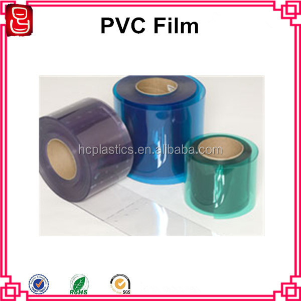 China Factory Soft PVC Roll Film