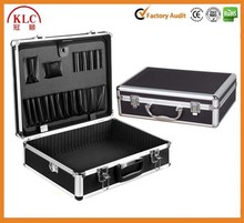 Aluminum flighting laptop carrying case,computer case, Locked briefcase