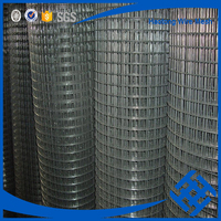 1/2 inch welded wire mesh / PVC coated welded wire mesh