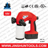 JS 2014 air Cordless Spray gun 18V DC JS-18US
