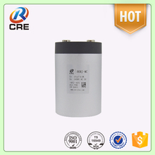 1000v high power UPS single phase capacitor bank resistance to high voltage