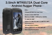 Cheapest 3.5inch android 4.2 rugged waterproof cell phone