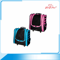 2016 New design trolley pet carrier for dog