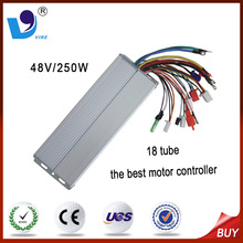 Hot selling 18 tube 48v dc electro-tricycle motor controller