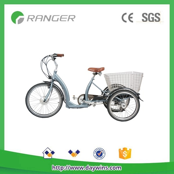 china suppliers electric trike cargo bike
