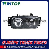 Head Lamp For SCANIA 1529070 / 1422991 LH