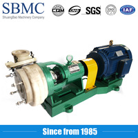 Chemical industry application sulfuric acid centrifugal pump