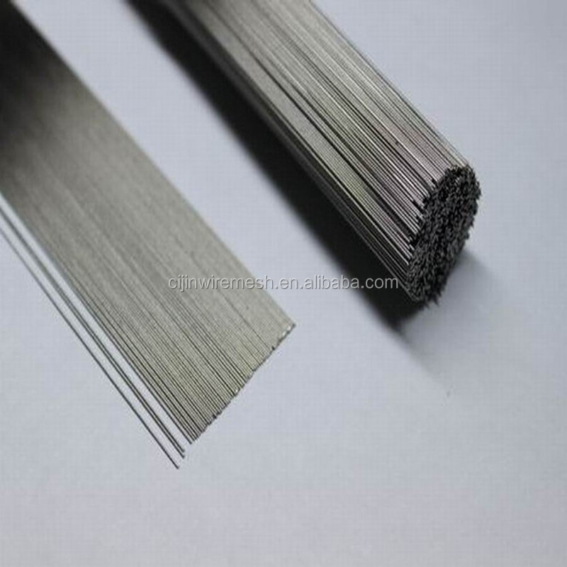 China Supplier Electro Galvanized Cut Wire