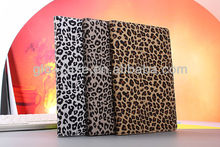 Newest print design stand leather cover for IPAD AIR