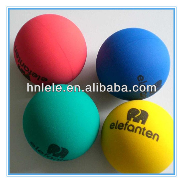 customized rubber ball