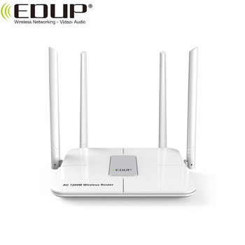 EDUP EP-RT2655 1200mbps dual band wifi router wireless wifi router in stock